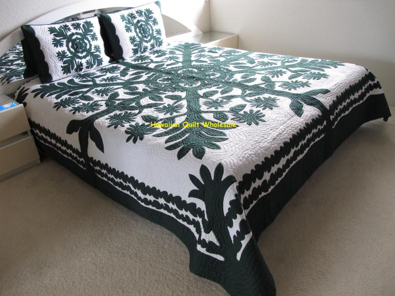 Liliuokalani-BG<br>2 pillow shams included<br><font color=red>Superior Materials</font>